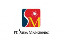 logo pt surya madristindo