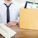 surat pengunduran diri dari perusahaan